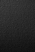 black plastic foam texture ideal  for background poster