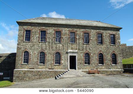 Barracks At Charles Fort