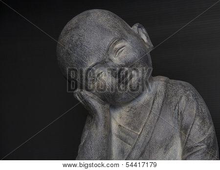 Budda Boy Portrait