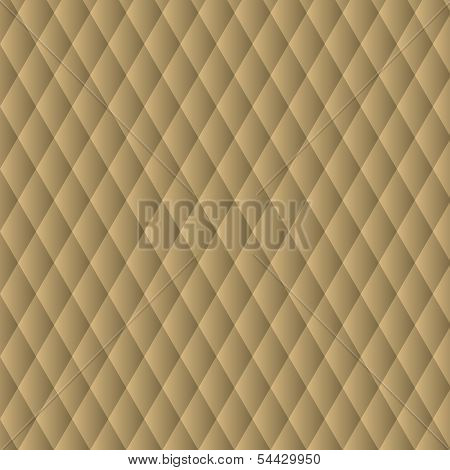 Quilted fabric background