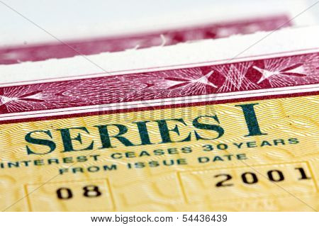 United States Savings Bonds - Series I