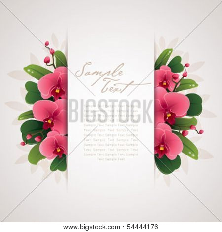 Vintage Orchid Cover 03