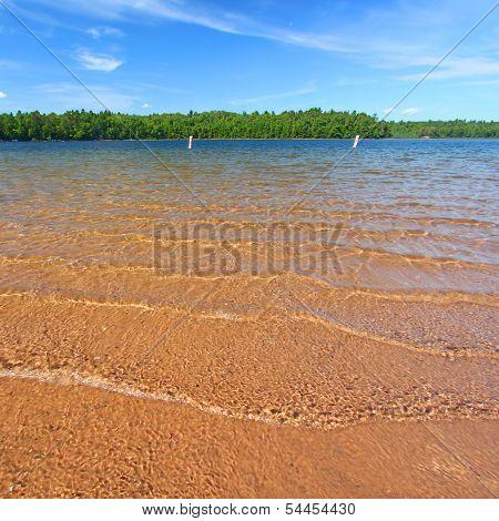 Northwoods Swimming Beach