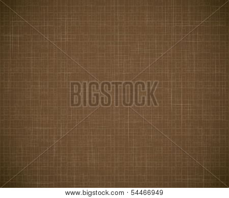 Vector brown textile texture background. EPS10 image. poster