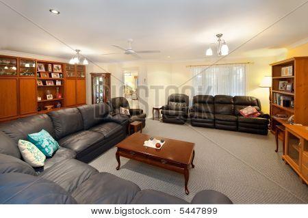 Lounge Room Modern Home Interior