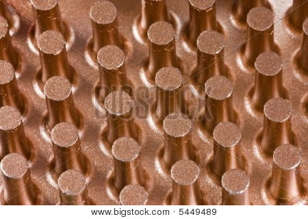 Copper Cooling Surface