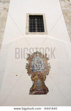 Old Buildings In Lisbon
