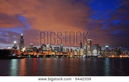 Windy City of Lights