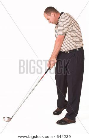 Golfer #5