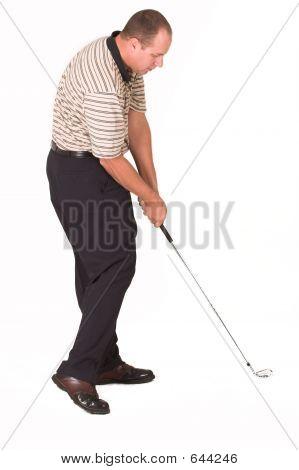 Golfer Iron #4