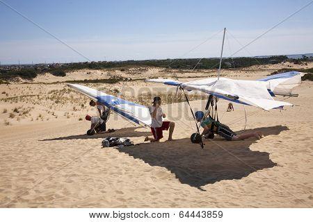 Hang Gliding Instructions