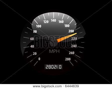 Spedometer vector beautiful illustration