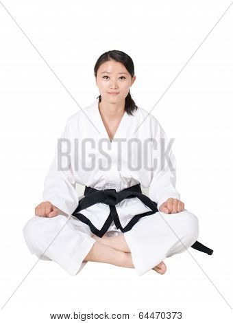 Woman Taekwondo