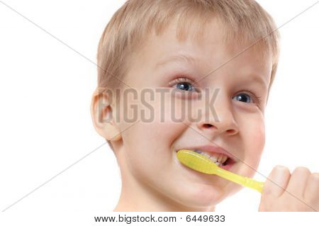 Children Teeth Hygiene