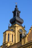 Serb Orthodox Cathedral in Sarajevo - Bosnia and Herzegovina poster