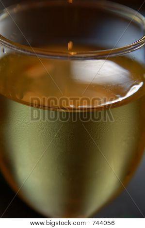Closeup Of Wine Glass