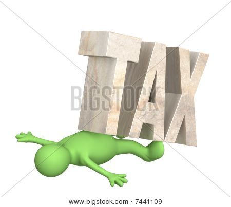 Hostage Of The Tax