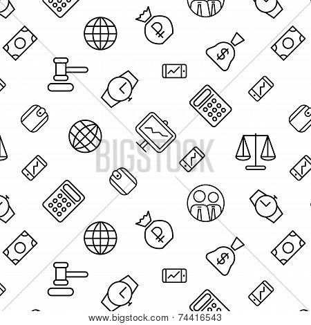 Business Legal Icons