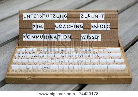 German Words: