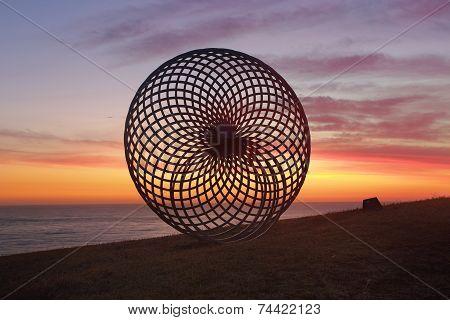 Sculpture By The Sea Bondi - Sisyphus
