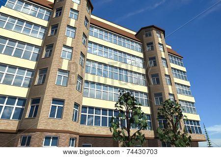 Multistorey Building