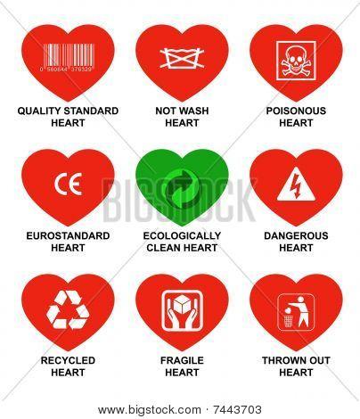 Standard Hearts.