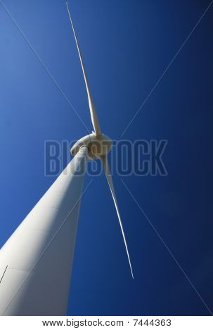 Wind Turbine Full Span