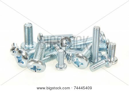 Galvanised Bolts