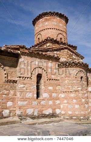 Iglesia bizantina, Grecia