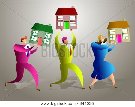 housing team