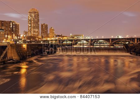 Mississippi In Minneapolis