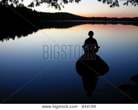 Озеро йога