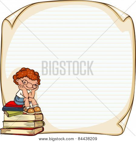 School Kids Background