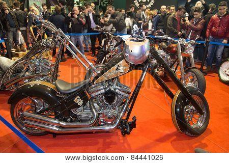 Eurasia Moto Bike Expo