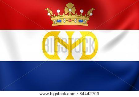 Flag Of Dutch Brazil