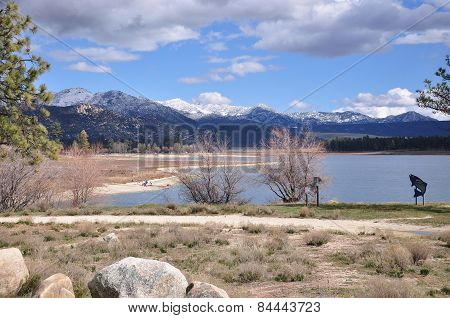 Lake Hemet, California