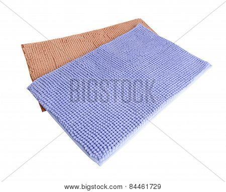 Doormat Carpet. Doormat On Background. Doormat Carpet. Doormat On A Background.