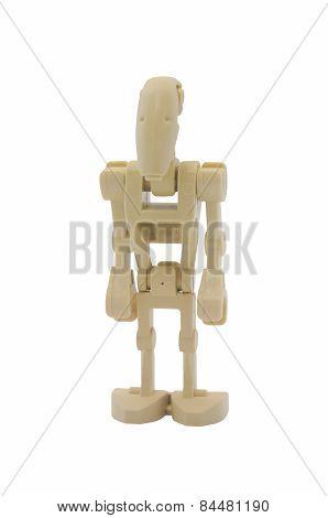 Battle Droid Lego Minifigure