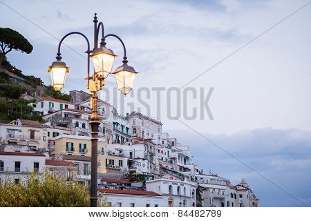 Salerno, Italy - July 07: