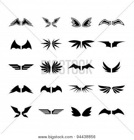 Wing Vector set