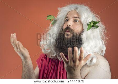 Pleading Zeus
