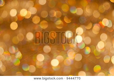 Defocused Background Lights,Processed from a 14 bit RAW files in SRGB colorspace poster