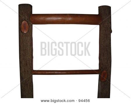 Big Blank Wooden Signpost