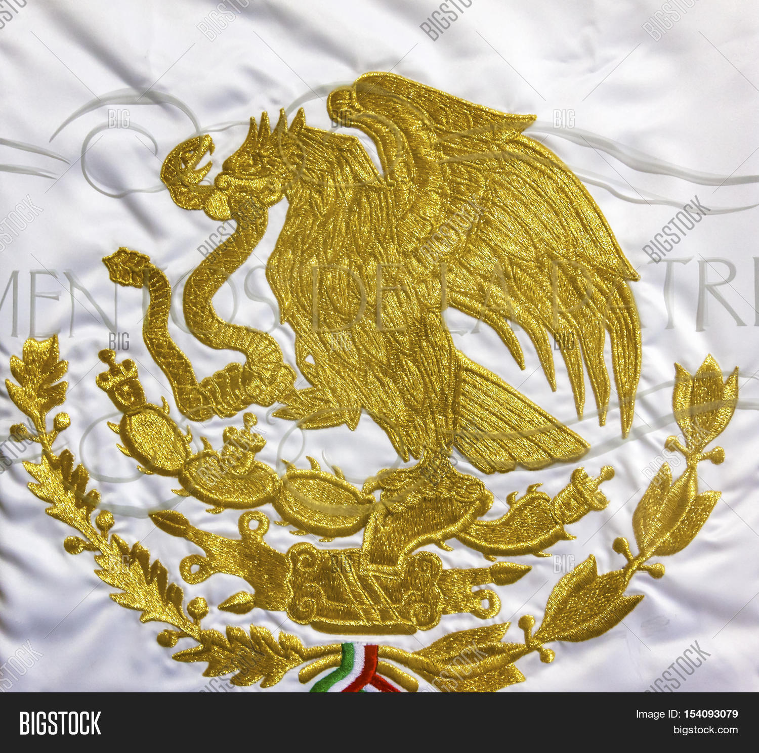 Guanajuato mexico december 31 image photo bigstock guanajuato mexico december 31 2014 mexican symbol on flag in independence museum alhondiga biocorpaavc Image collections