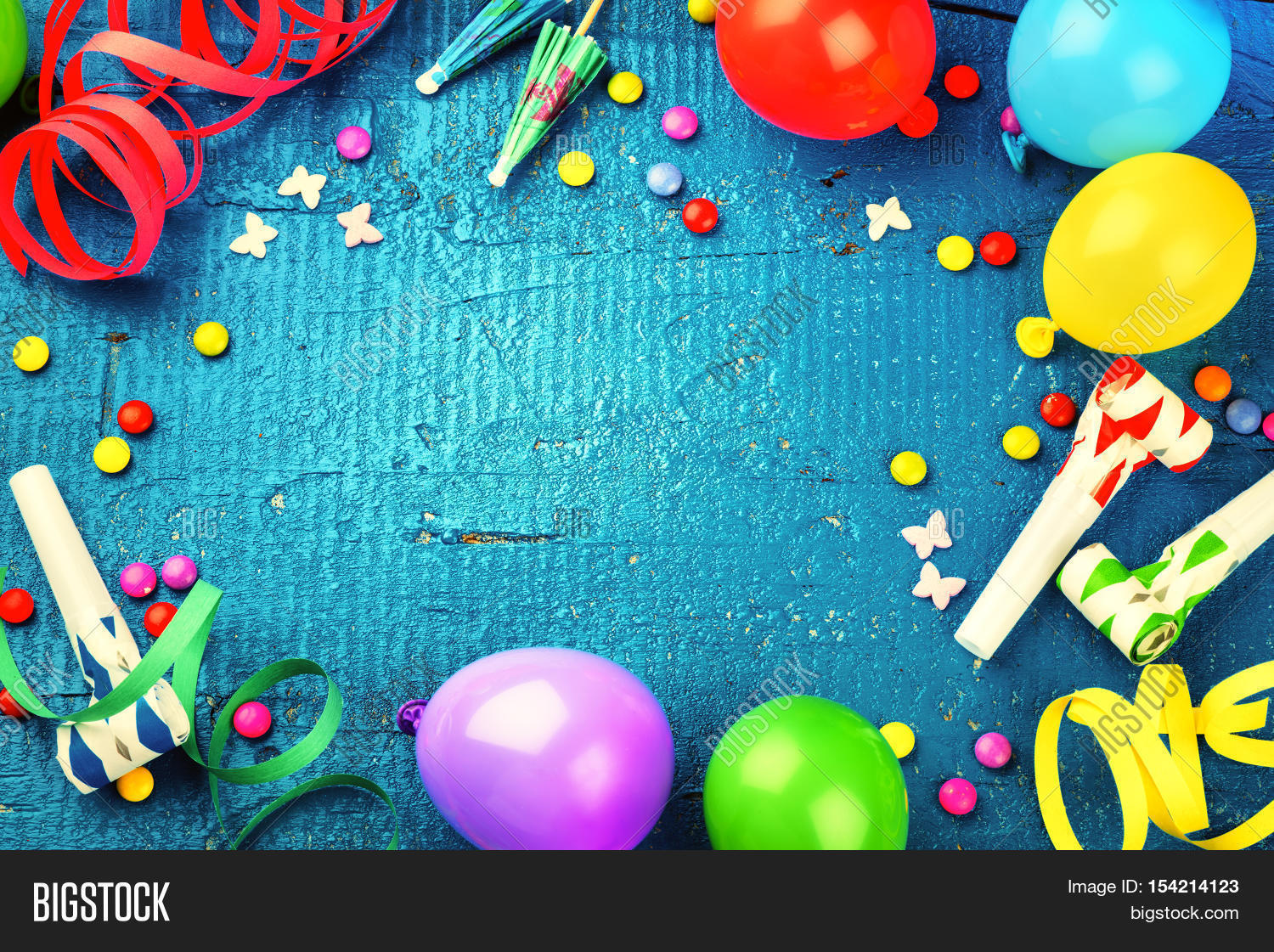 Colorful Birthday Image & Photo (Free Trial) | Bigstock
