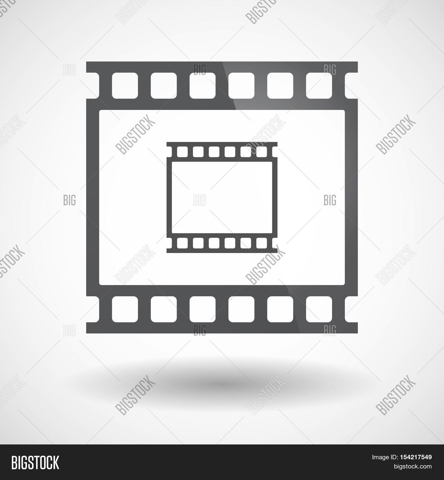Isolated 35Mm Film Vector & Photo (Free Trial) | Bigstock