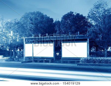 Ma roadside billboards a very good material(Night)