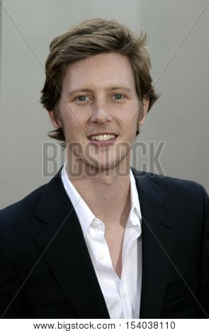 Gabriel Mann at the Los Angeles premiere of 'The Bourne Supremacy' held at the Cinerama Dome in Hollywood, USA on July 16, 2004.