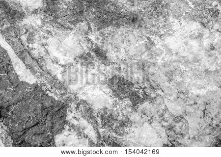 close-up to Stone rock textured, Background - Stock Photo