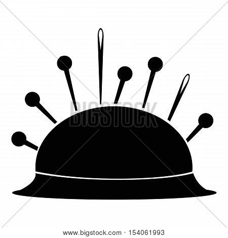 Needle bar icon. Simple illustration of needle bar vector icon for web